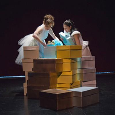 La Chasse aux étoiles, Théâtre p'tits bouts d'choux, 2015.  Photo : Brittany Rae Photography