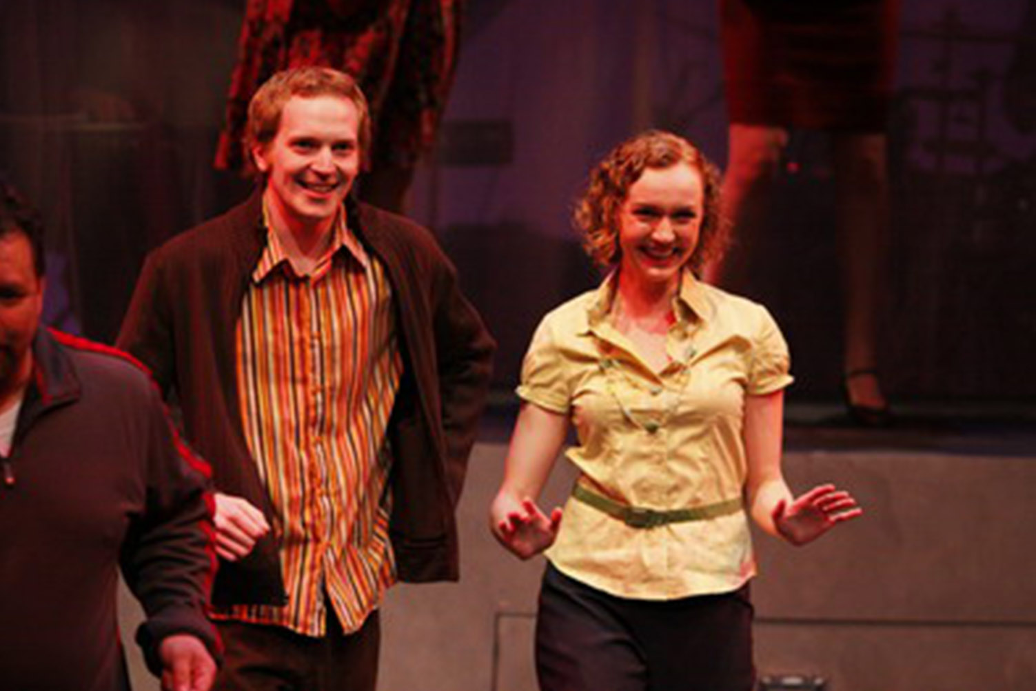 Company de Stephen Sondheim, Dry Cold Productions, 2009 Photo : Garry Barringer