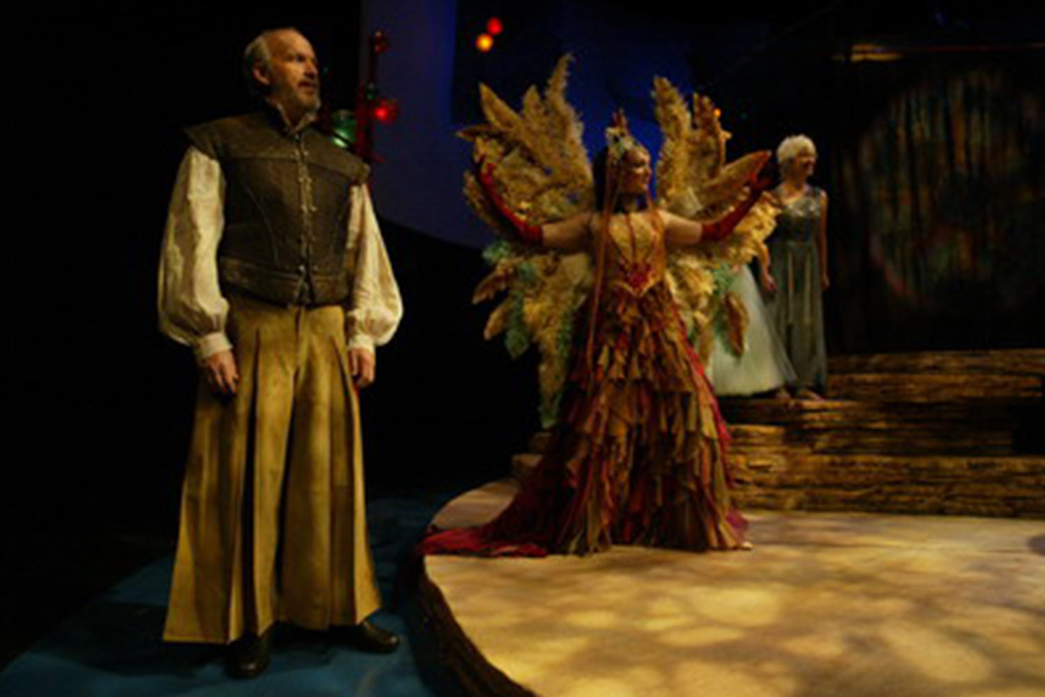 The Tempest de Shakespeare, Manitoba Theatre Centre, 2006