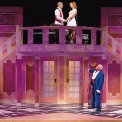 Le mariage forcé de Molière, Le Cercle Molière, 2010 Photo : Hubert Pantel