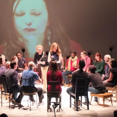 Les Allogènes - Théâtre Cercle Molière 2017