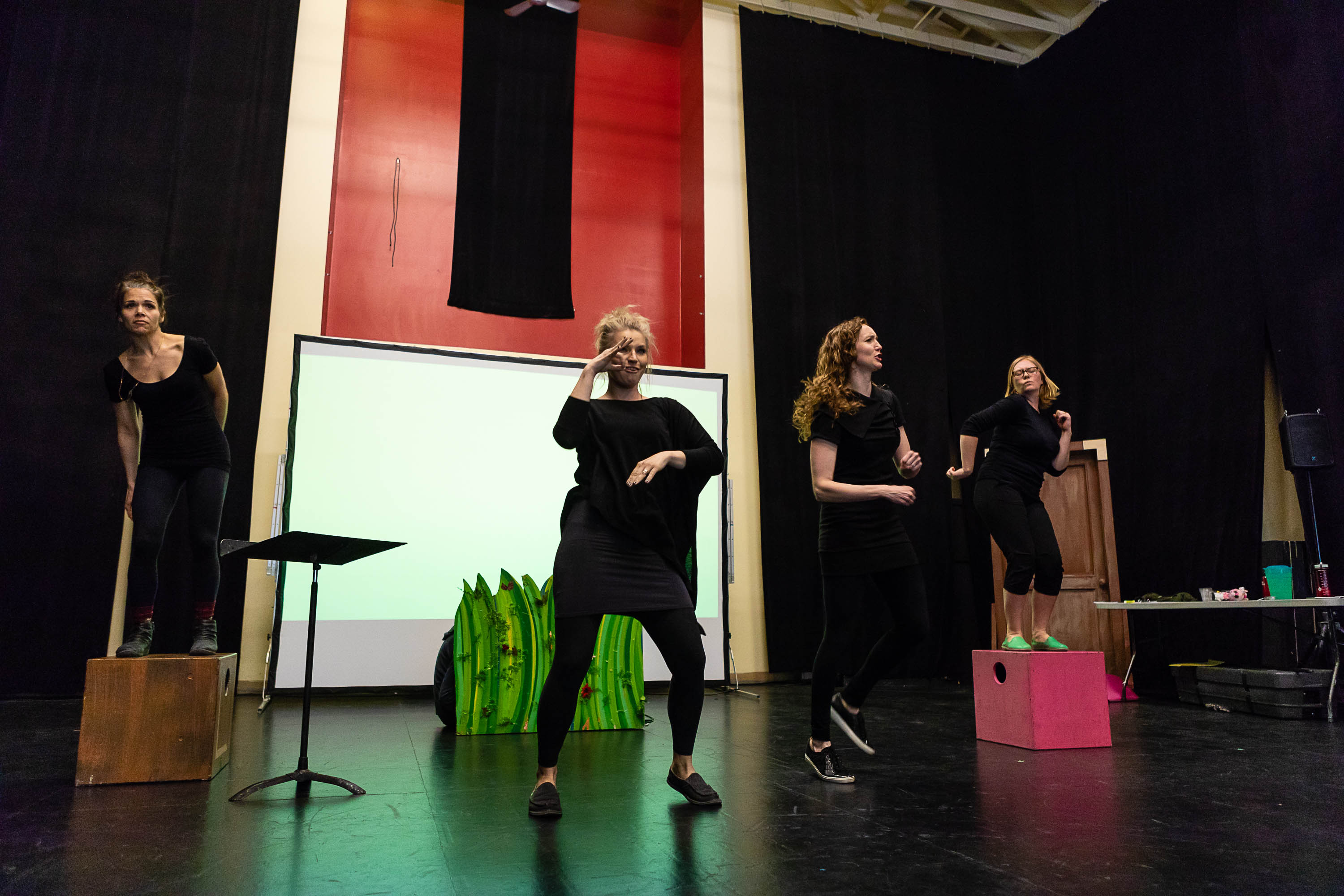 Atelier Plé - Manitoba Theatre for Young People, 2018