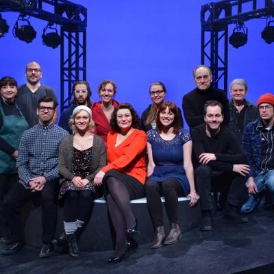 Plus (+) que toi - Théâtre Cercle Molière, 2015