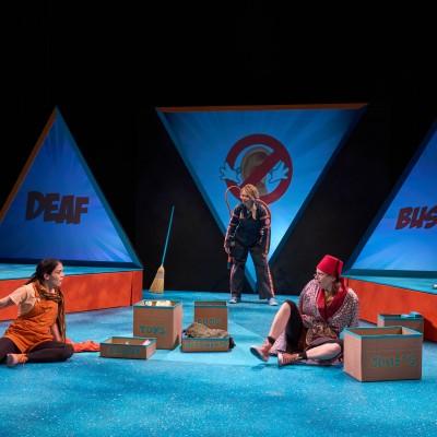 Plé, Manitoba Theatre for Young People, 2021. Photo: Hugh Conacher